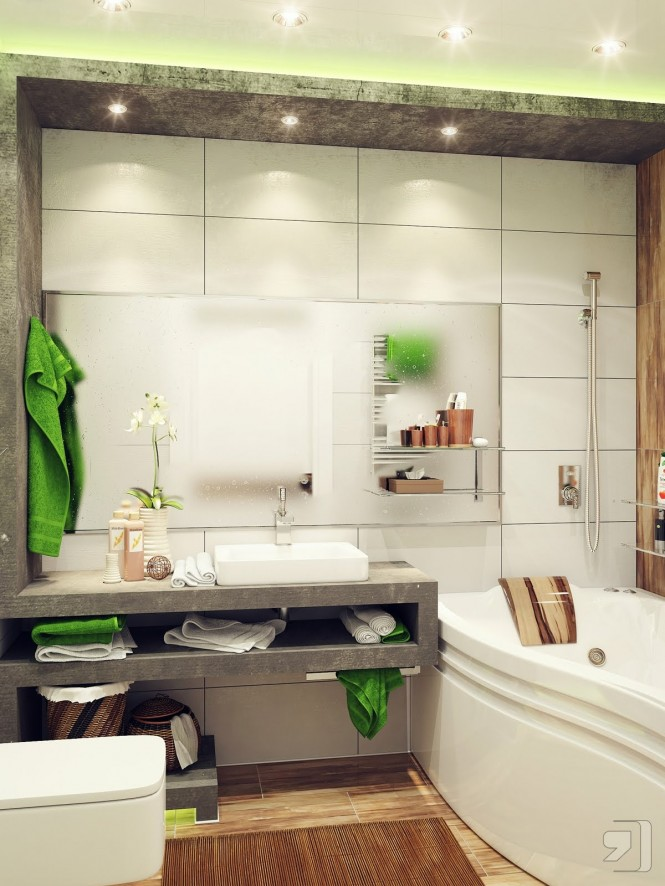 Green-white-small-bathroom-ideas-665x886